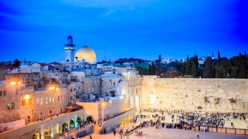 Klagemauer – Jerusalem