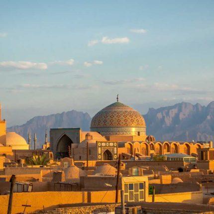 Iran-Hintergrundbild