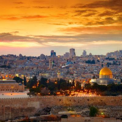 Jerusalem und Altstadt