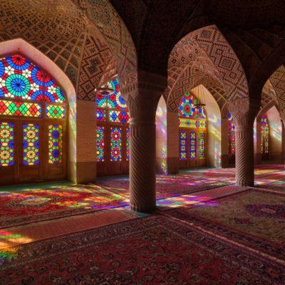 Nasirolmolk Moschee Shiraz - Iran