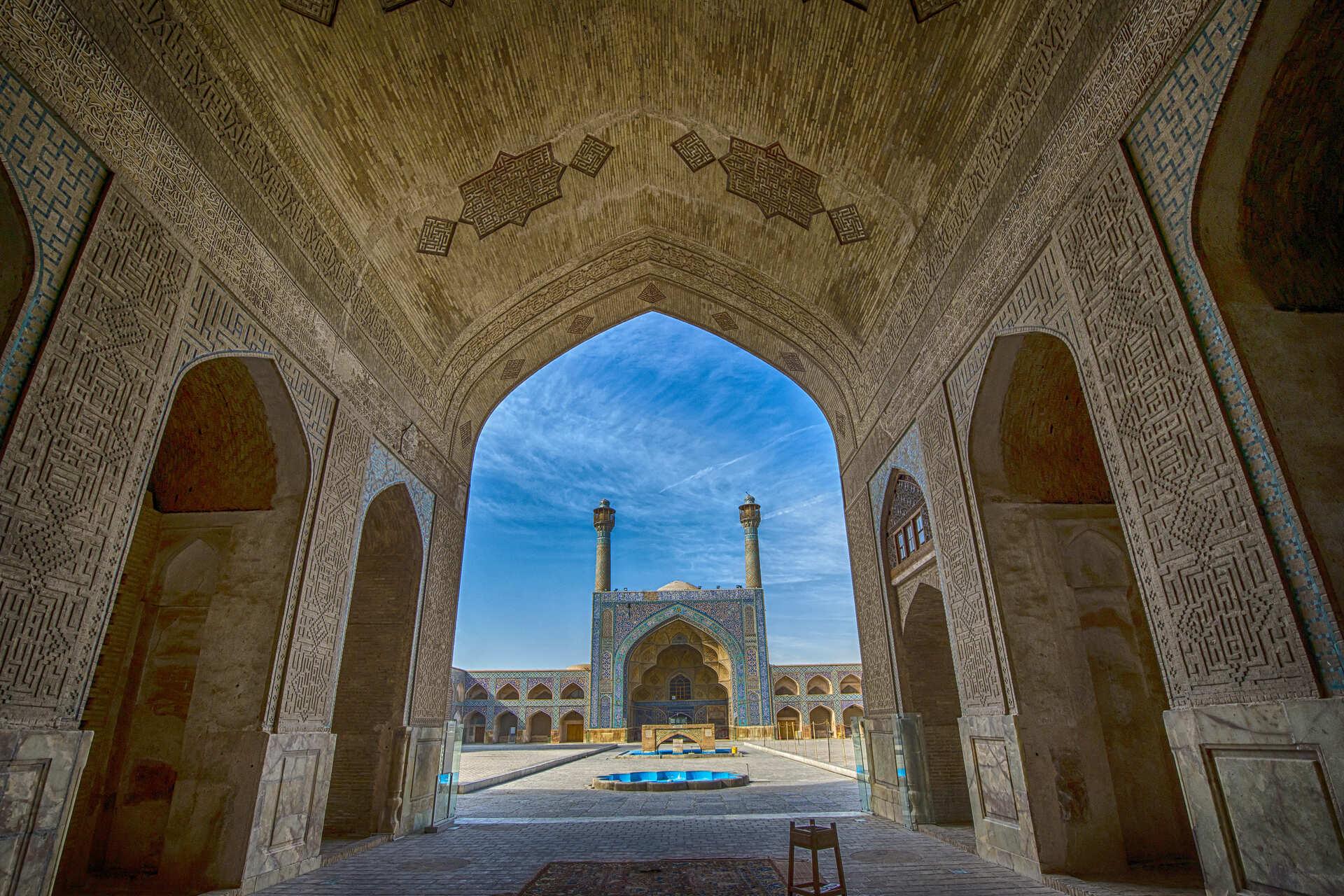 Moschee Isfahan