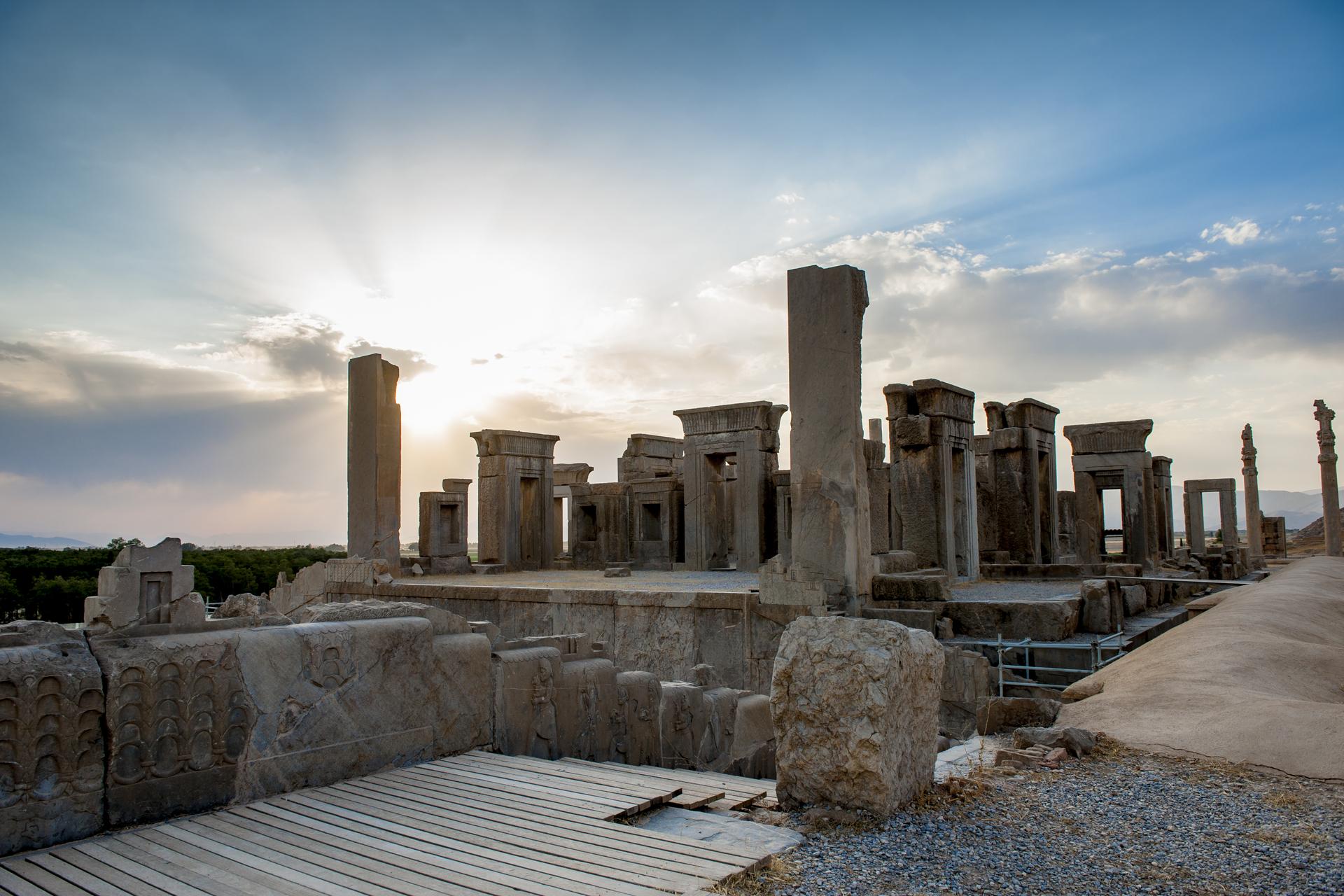 Persepolis, Shiraz