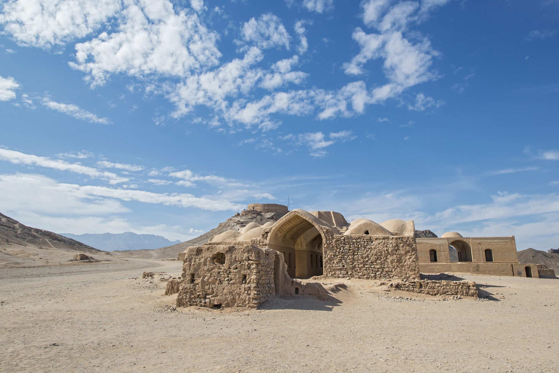 Türme des Schweigens Yazd