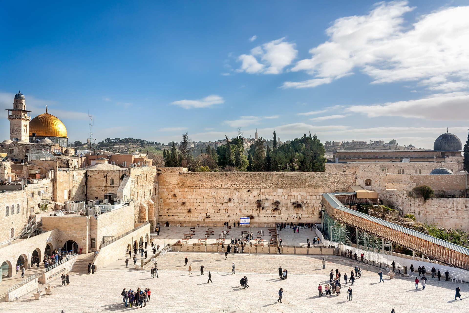 Studienreise Israel verstehen 2021