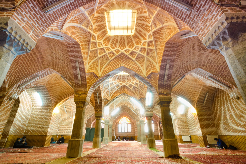 Jameh Moschee in Tabriz